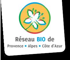 réseau bio de Provence